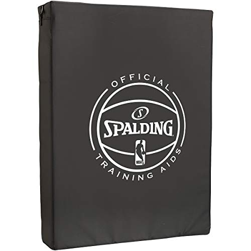 "Spalding Blocking Pad, 24"" x 18"" x 4"", Black"