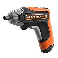 BLACK+DECKER BCF611CK-QW - Atornillador a bat
