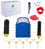 I-clean14pcs Replacement Parts for iRobot Roomba 690 614 620 630 650 652 660 680(Not for 645 655)& 500 Series 595 585 564 552