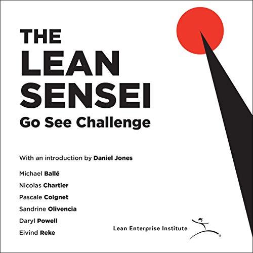 The Lean Sensei cover art