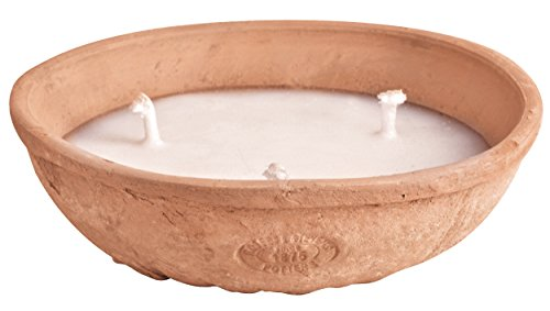 Esschert 's Design AT23Aged Terracotta Kerze Schale