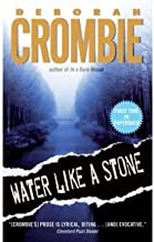 [(Water Like a Stone)] [Author: Deborah Crombie] published on (January, 2008)