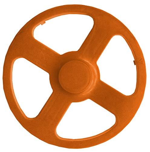 ATIKA Ersatzteil | Radkappe großes Rad für Laubsauger KLS 1600
