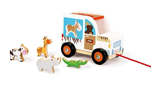 Scratch 6181107 Sortierautoportée Multicolore