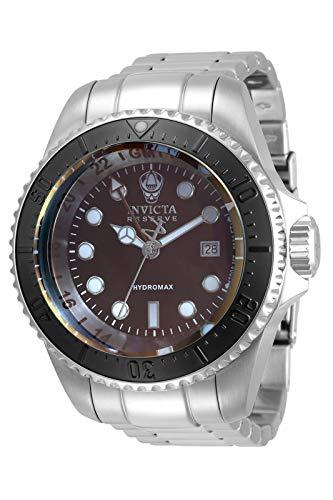 Invicta Reserve - Hydromax 33497 Reloj para Hombre Cuarzo - 52mm