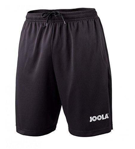 Joola SHORT BASIC LONG BL. 3XL - BLACK, Größe:3XL