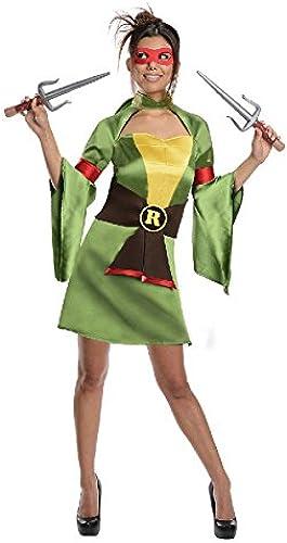 Teenage mutant ninja turtles costume lady raphael tMNT femme