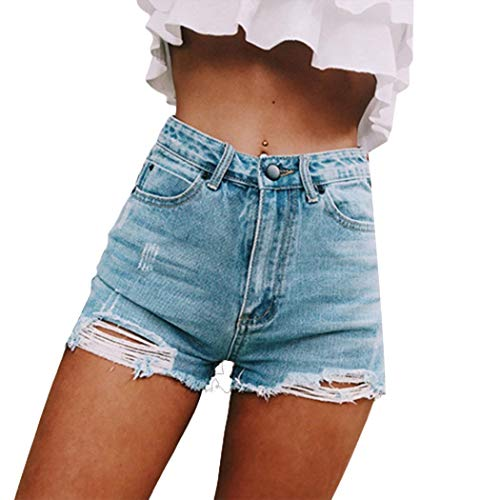 Pantaloncini Donna Denim  in  jeans