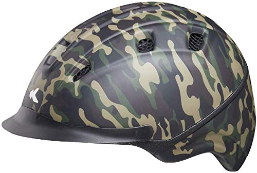 KED Helmsysteme Reithelm Basco Camouflage Gr M