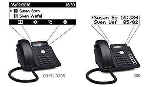 snom D315 IP Telefon