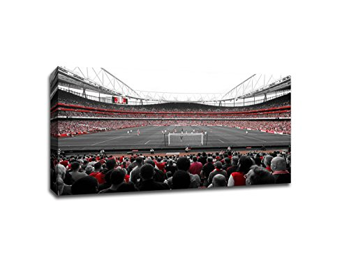 Arsenal - Emirates (36x20 Canvas)