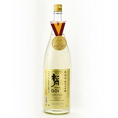 梵 ゴールド純米大吟醸