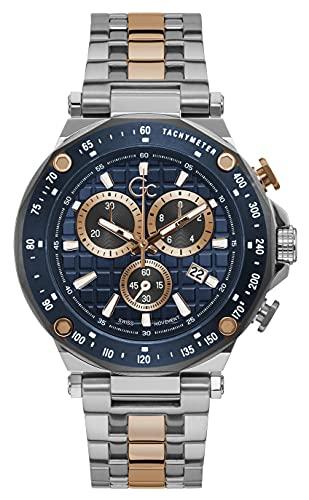 Gc Guess Collection Y81003G7MF Spirit Sport Heren horloge 45 mm