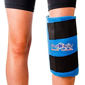 ✔ STAYS COLDER FOR LONGER … Blending frozen ice with special gel, our knee ice pack wrap stays cool for a full hour longer than competing cold pack wraps. ✔ FLEXIBLY SOFT EVEN WHEN FROZEN … The special gel and ice packs help our elasto gel knee wrap ...