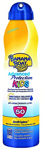 Banana Boat KIDS Advanced Protection - Crema solar en spray
