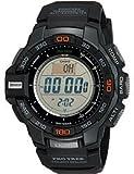 Casio PRG-270-1 Protrek Reloj deportivo digital multifunción con sensor triple para hombre
