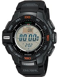 Casio Herren PRG-270-1 Protrek Triple Sensor Multifunktions-Digital-Sportuhr