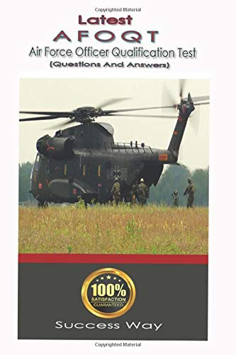 Latest AFOQT Air Force Officer Qualification Test (Question and Answers)