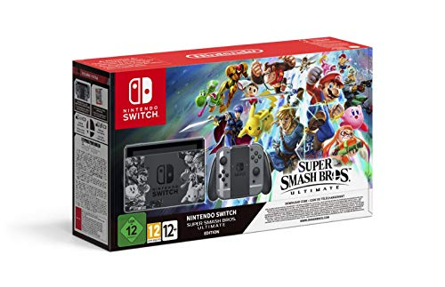 Bundle Super Smash Bros Ultimate