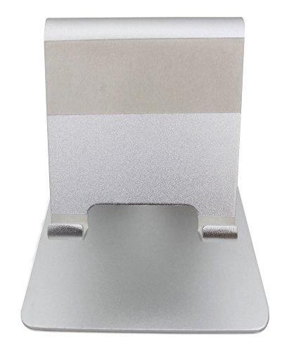 DURAGADGET Stand/Atril De Aluminio para Tablet Samsung Galaxy Tab A T280 / Artizlee ATL-31 / Winnovo MiTab Pro - Antideslizante Escritorio Tanto En Casa como En La Oficina