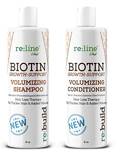 Volumizing Biotin Shampoo and Condi…