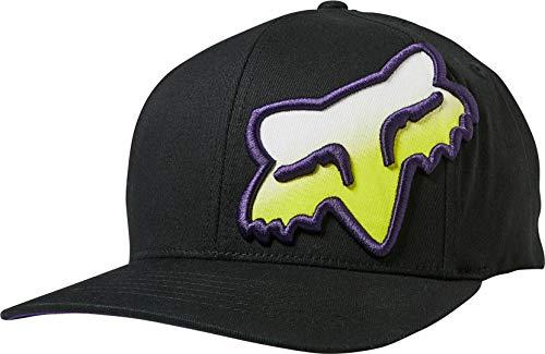 Fox Honr Flexfit Hat Black