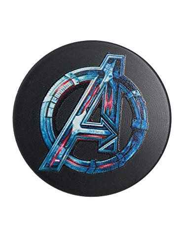 Grinder-Spezie Erbe Grinder in 4 Pezzi Tritino in Metallo - Nero - limited edition The Avengers
