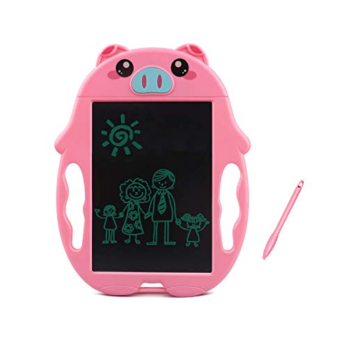 Girl Toys for 3-6 Year Old Girls Gifts, Doodle Board Drawing Board for Little Girl Educational Birthday Gifts as Girls Toys Age 3 -6 ,Better Than Magnetic Doodle Board