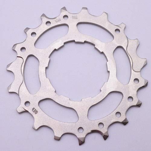 TLBBJ Bicycle flywheel Fit for CS-M8000 SLX M7000 11 Speed MTB Cassette Cog Sprocket Wheel 11T/13T/15T/17T/19T Unit Bicycle Accessories (Color : 19T)