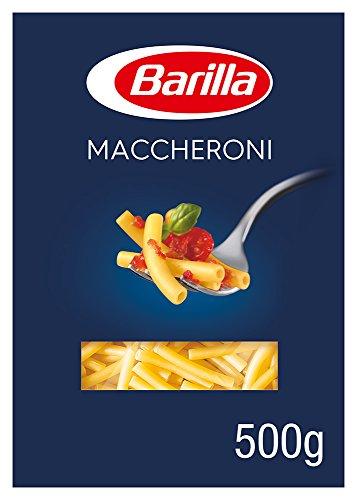 Barilla Hartweizen Pasta Maccheroni n. 44 – 8er Pack (8x500g)