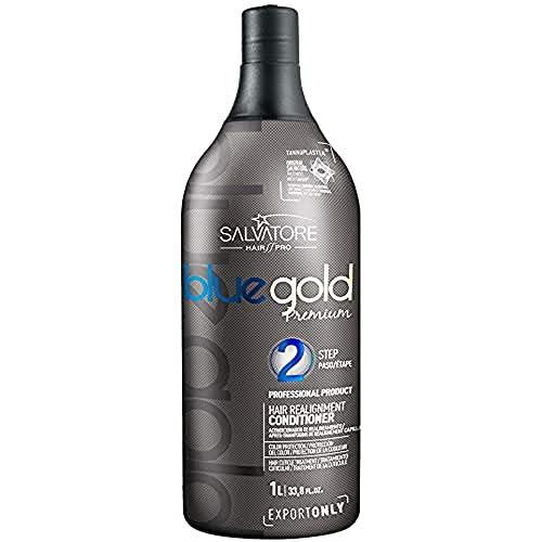 SALVATORE Conditionneur Blue Gold Premium 1000 ml