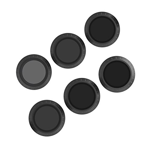 POLARPRO Filter 6er Set für DJI Mavic Pro