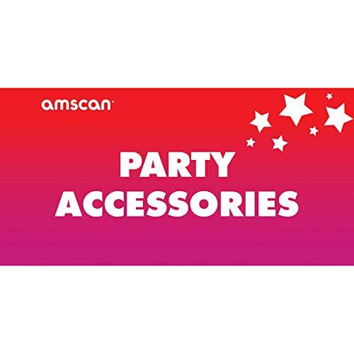 amscan- Party Accessories Point of Sale-61cm x 30cm-1 Pc Accesorios de fiesta punto de venta - 61 cm x 30 cm - 1 unidad. (POS-011)