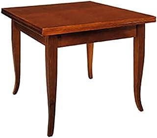 Amazon It Quadrata Tavoli Da Sala Da Pranzo Sala Da Pranzo Casa E Cucina