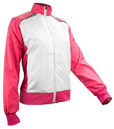 Avento Sportjacke für Mädchen (164||weiß rosa grau)