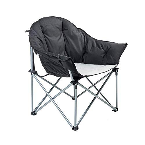 WJXBoos Sillas de Camping Silla Plegable Sofá Perezoso Silla de Picnic al Aire Libre Tumbona Tumbona Adecuado para excursiones al Aire Libre, Barbacoa Salvaje, Salidas, Tomar el Sol