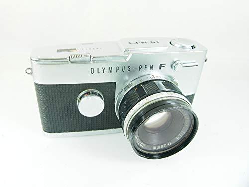 Olympus Pen FT 38mmF1.8付き