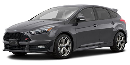 2016 Ford Focus RS, 5-Door Hatchback, Stealth Gray