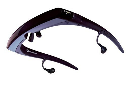 Myvu Personal Media Viewer Solo Plus Edition (MA-0495)