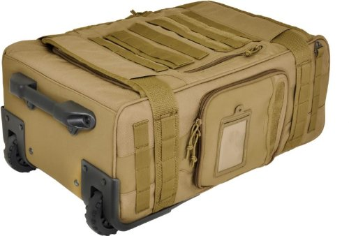 Air Support(TM) Rugged Rolling Carry-On by Hazard 4(R) - Coyote