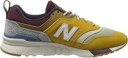 New Balance Damen 997h Sneaker , Gelb (Yellow Yellow) , 39 EU