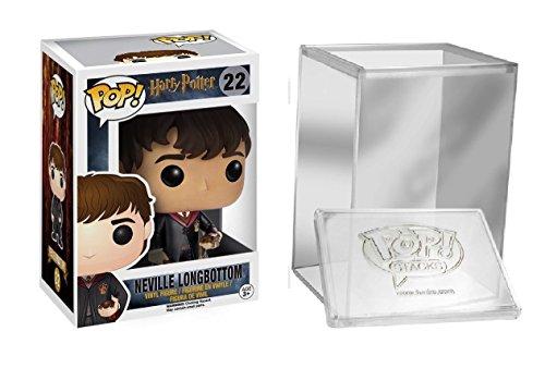 Funko POP! Harry Potter: Neville Longbottom con el uniforme de Hogwarts + caja protectora