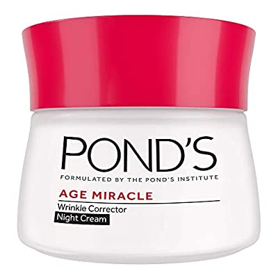 AGE MIRACLE WRINKLE CORRECTIVE CREAM 50ML by Ponds Institute