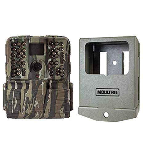 Price comparison product image Moultrie S-50i Game Camera + S-Series Security Box