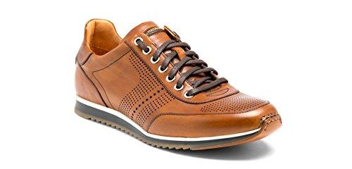 Magnanni Pueblo Cognac Men's Fashion Sneakers Size 7 US