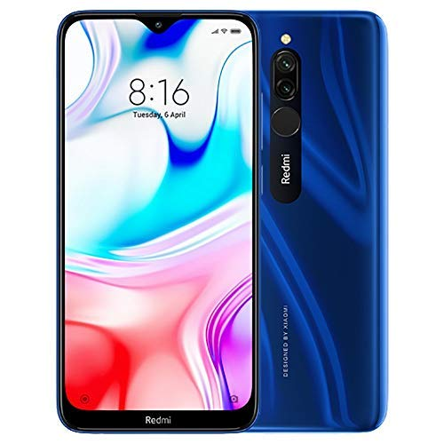 REDMI 8 3+32GB Blue EU