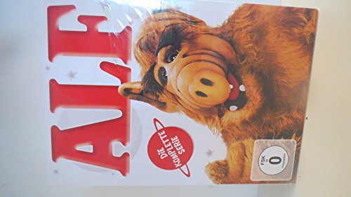ALF - Season / Staffel 1+2+3+4 Die Komplette Serie Collection Set