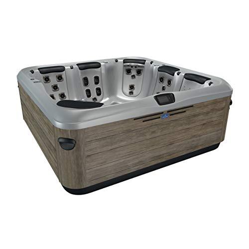 Villeroy & Boch Whirlpool A8D Titanium Timber Premium Line für 5 Personen