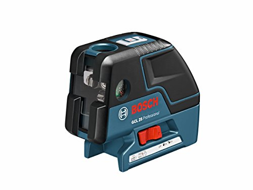 BOSCH Self-Leveling 5-Point Alignment Laser GCL 25 (Discontinued by Manufacturer)