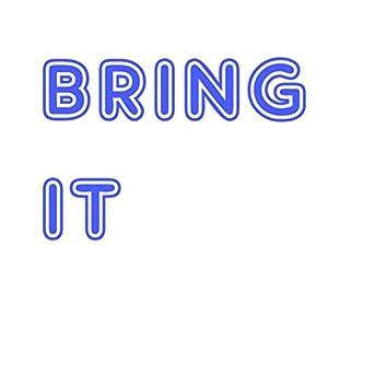Bring It - Single